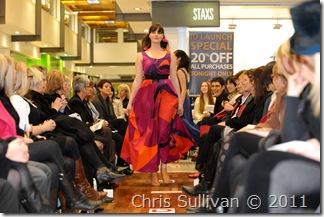 2012 iD Dunedin Fashion Week Launch. Golden Centre Shopping Mall, Dunedin. Thursday 18 August 2012. Photo: Chris Sullivan/Seen in Dunedin