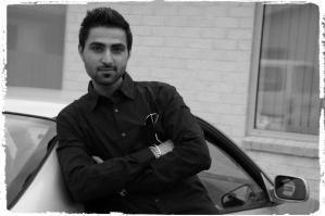 Model : Inder Sandhu  . Photograph : Deepak