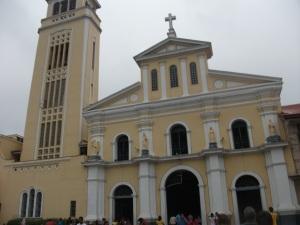 Manaog Church