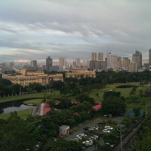Overview of Manila at Skydeck