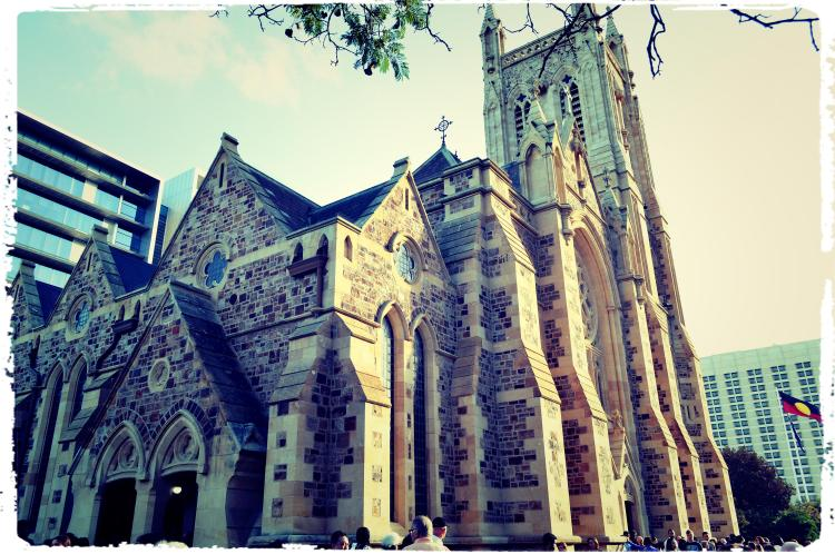 The cathedral of St francis xavier