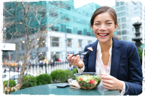 Low-carb lunch the key to all-day energy atwork
