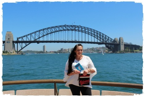 KERRIE'S BOOK IS NOW IN THE HANDS OF SOME OF THE WORLD'S BIGGEST MOVIE STARS INHOLLYWOOD