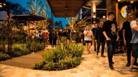 New food and entertainment precinct opens