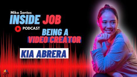 Being a Video Creator – KiaAbrera