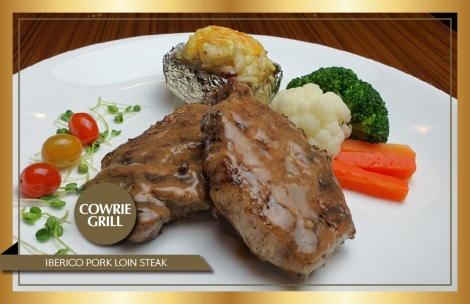 Cowrie Grill reopens, celebrates 8th anniversary with gift voucherpromo